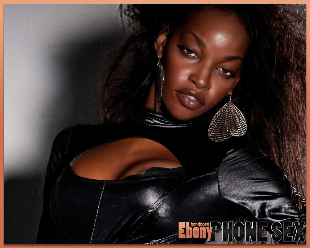 Leather-Wearing Black Femdoms Online
