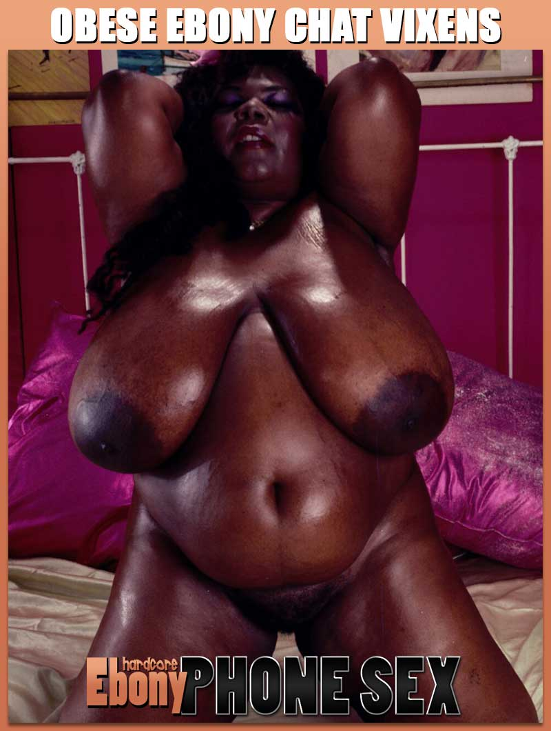 Obscene Ebony Squashing Adult Chat