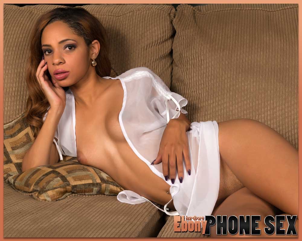 Pleasure-Seeking Black Girls on the Phone